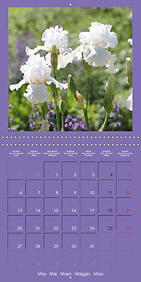 Fantastic Iris (Wall Calendar 2019 300 × 300 mm Square) - Produktdetailbild 5