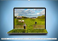 Fantastische Geschichten (Wandkalender 2019 DIN A2 quer) - Produktdetailbild 10