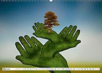 Fantastische Geschichten (Wandkalender 2019 DIN A2 quer) - Produktdetailbild 3