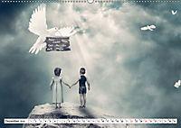 Fantastische Geschichten (Wandkalender 2019 DIN A2 quer) - Produktdetailbild 12