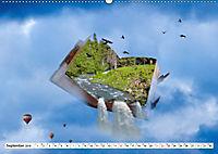 Fantastische Geschichten (Wandkalender 2019 DIN A2 quer) - Produktdetailbild 9