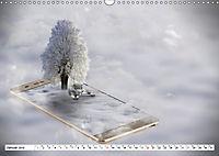 Fantastische Geschichten (Wandkalender 2019 DIN A3 quer) - Produktdetailbild 1