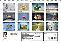 Fantastische Geschichten (Wandkalender 2019 DIN A3 quer) - Produktdetailbild 13