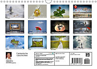 Fantastische Geschichten (Wandkalender 2019 DIN A4 quer) - Produktdetailbild 13