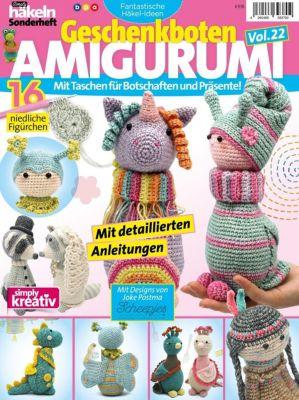 Fantastische Häkel-Ideen: Geschenkboten AMIGURUMI - Joke Postma |