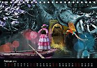 Fantastische Kinderwelten (Tischkalender 2019 DIN A5 quer) - Produktdetailbild 2