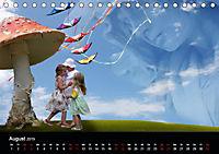 Fantastische Kinderwelten (Tischkalender 2019 DIN A5 quer) - Produktdetailbild 8