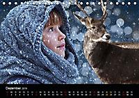 Fantastische Kinderwelten (Tischkalender 2019 DIN A5 quer) - Produktdetailbild 12