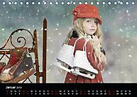 Fantastische Kinderwelten (Tischkalender 2019 DIN A5 quer) - Produktdetailbild 1