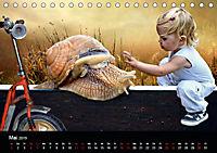 Fantastische Kinderwelten (Tischkalender 2019 DIN A5 quer) - Produktdetailbild 5