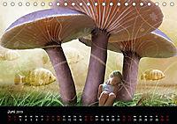 Fantastische Kinderwelten (Tischkalender 2019 DIN A5 quer) - Produktdetailbild 6
