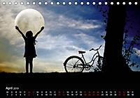 Fantastische Kinderwelten (Tischkalender 2019 DIN A5 quer) - Produktdetailbild 4