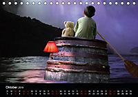Fantastische Kinderwelten (Tischkalender 2019 DIN A5 quer) - Produktdetailbild 10