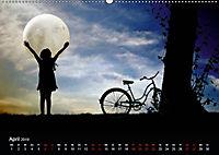 Fantastische Kinderwelten (Wandkalender 2019 DIN A2 quer) - Produktdetailbild 4