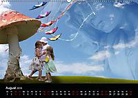 Fantastische Kinderwelten (Wandkalender 2019 DIN A2 quer) - Produktdetailbild 8