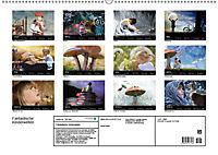 Fantastische Kinderwelten (Wandkalender 2019 DIN A2 quer) - Produktdetailbild 13