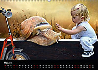 Fantastische Kinderwelten (Wandkalender 2019 DIN A2 quer) - Produktdetailbild 5