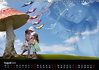 Fantastische Kinderwelten (Wandkalender 2019 DIN A3 quer) - Produktdetailbild 8