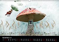 Fantastische Kinderwelten (Wandkalender 2019 DIN A3 quer) - Produktdetailbild 11