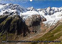 Fantastische Schweizer Bergwelt - Gipfel und Gletscher (Wandkalender 2019 DIN A3 quer) - Produktdetailbild 1