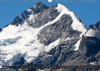 Fantastische Schweizer Bergwelt - Gipfel und Gletscher (Wandkalender 2019 DIN A3 quer) - Produktdetailbild 6