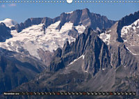 Fantastische Schweizer Bergwelt - Gipfel und Gletscher (Wandkalender 2019 DIN A3 quer) - Produktdetailbild 11