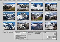 Fantastische Schweizer Bergwelt - Gipfel und Gletscher (Wandkalender 2019 DIN A3 quer) - Produktdetailbild 13