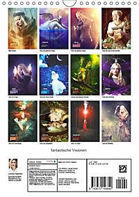 Fantastische Visionen (Wandkalender 2019 DIN A4 hoch) - Produktdetailbild 13