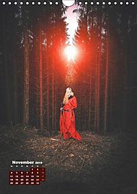Fantastische Visionen (Wandkalender 2019 DIN A4 hoch) - Produktdetailbild 11
