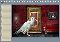 Fantastische Vögel (Tischkalender 2019 DIN A5 quer) - Produktdetailbild 3