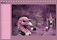 Fantastische Vögel (Tischkalender 2019 DIN A5 quer) - Produktdetailbild 5