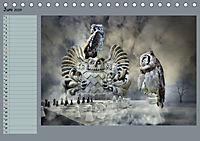 Fantastische Vögel (Tischkalender 2019 DIN A5 quer) - Produktdetailbild 6