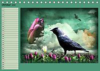 Fantastische Vögel (Tischkalender 2019 DIN A5 quer) - Produktdetailbild 10