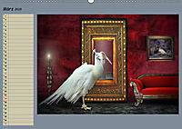 Fantastische Vögel (Wandkalender 2019 DIN A2 quer) - Produktdetailbild 3