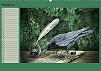 Fantastische Vögel (Wandkalender 2019 DIN A2 quer) - Produktdetailbild 2
