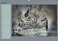 Fantastische Vögel (Wandkalender 2019 DIN A2 quer) - Produktdetailbild 6