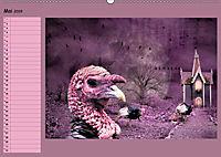 Fantastische Vögel (Wandkalender 2019 DIN A2 quer) - Produktdetailbild 5