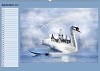 Fantastische Vögel (Wandkalender 2019 DIN A2 quer) - Produktdetailbild 9