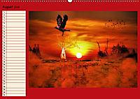 Fantastische Vögel (Wandkalender 2019 DIN A2 quer) - Produktdetailbild 8