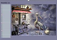 Fantastische Vögel (Wandkalender 2019 DIN A2 quer) - Produktdetailbild 11