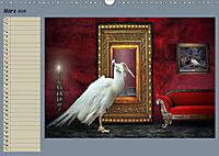 Fantastische Vögel (Wandkalender 2019 DIN A3 quer) - Produktdetailbild 3