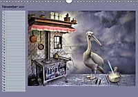 Fantastische Vögel (Wandkalender 2019 DIN A3 quer) - Produktdetailbild 11