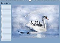 Fantastische Vögel (Wandkalender 2019 DIN A3 quer) - Produktdetailbild 9