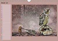 Fantastische Vögel (Wandkalender 2019 DIN A4 quer) - Produktdetailbild 1