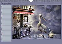 Fantastische Vögel (Wandkalender 2019 DIN A4 quer) - Produktdetailbild 11