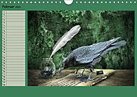 Fantastische Vögel (Wandkalender 2019 DIN A4 quer) - Produktdetailbild 2