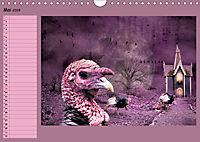 Fantastische Vögel (Wandkalender 2019 DIN A4 quer) - Produktdetailbild 5