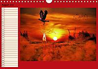 Fantastische Vögel (Wandkalender 2019 DIN A4 quer) - Produktdetailbild 8