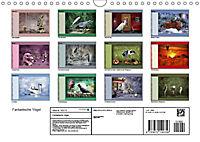 Fantastische Vögel (Wandkalender 2019 DIN A4 quer) - Produktdetailbild 13