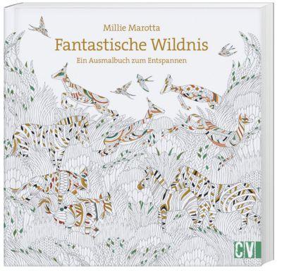 Fantastische Wildnis - Millie Marotta |